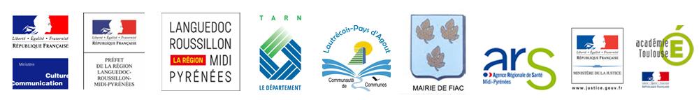 bandeau partenaires institutionnels 2016
