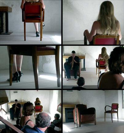 Carole Douillard + si affinité 2005 Fiac (Tarn)