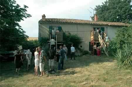 Delphine Gigoux-Martin + si affinité 2005 Fiac