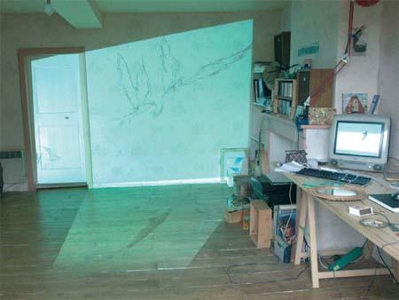 Delphine Gigoux-Martin + si affinité 2005 Fiac (Tarn)