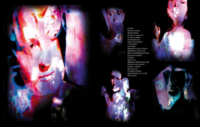 Anika Mignotte + si affinité 2008 Fiac Tarn