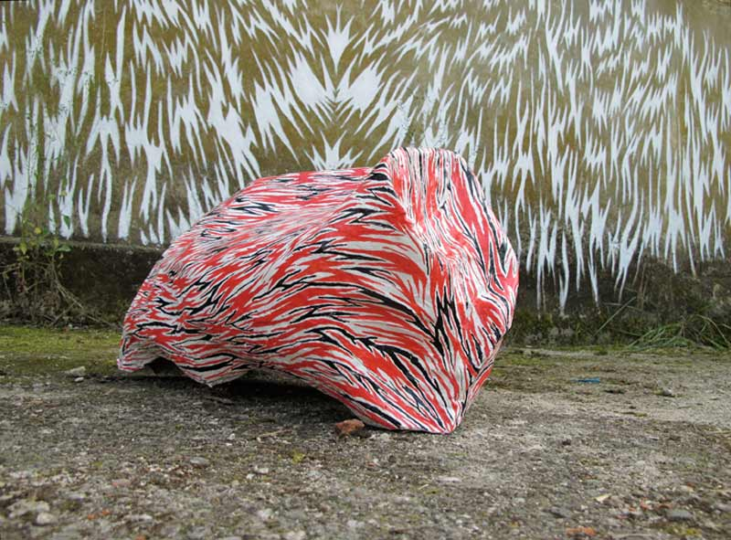Marianne Plo + si affinité 2010 de Fiac à Viterbe