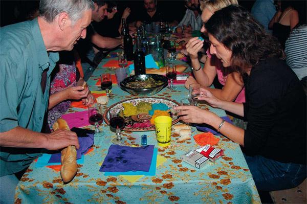 Sabine Anne Deshais Fiac + si affinité 2009 totems sans Tabous