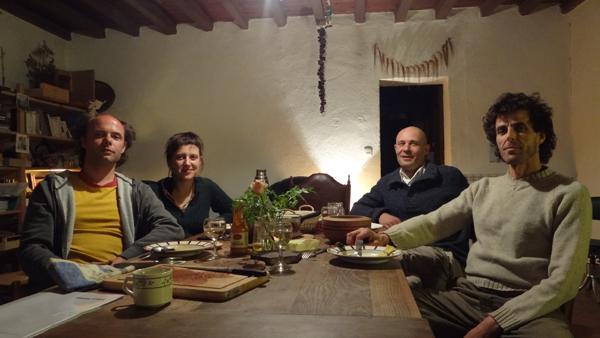 Marek Kastelnik, Charlène Moura, Vincent Verlinde, Mathieu Chiva accueillent Studio 21bis