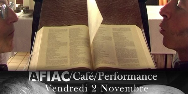 AFIAC/café:Performance Carl Hurtin