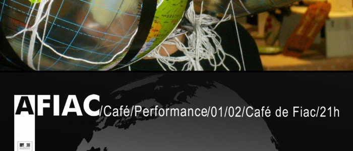 AFIAC Café Performance Pascale Ciapp