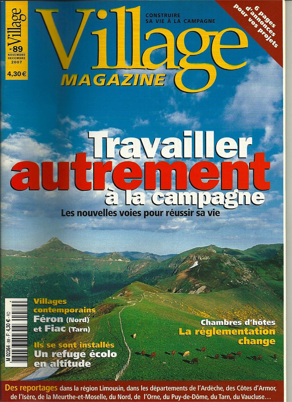 villagemagazine2007